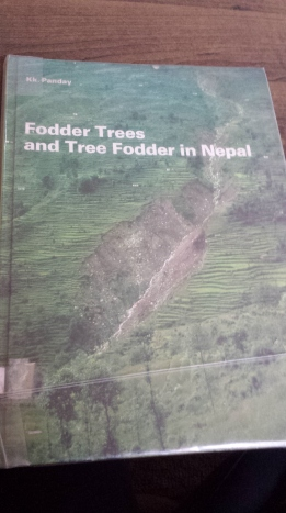 Nepal Fodder Trees Book